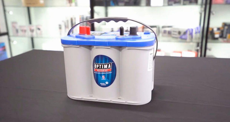 Best Dual Purpose Marine Battery