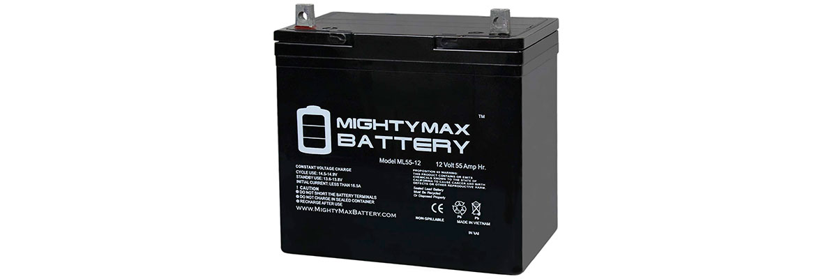 Mighty Max ML55-12