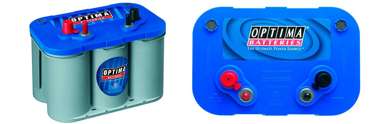 Optima Batteries 8016-103 D34M
