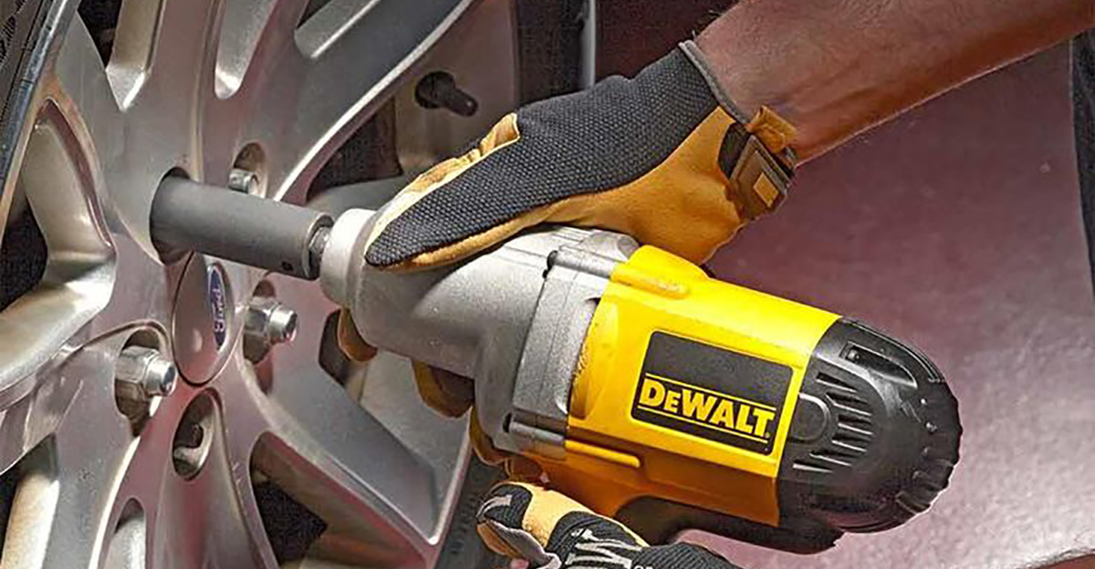 How much air pressure does an impact wrench need