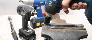 What is an impact wrench used for