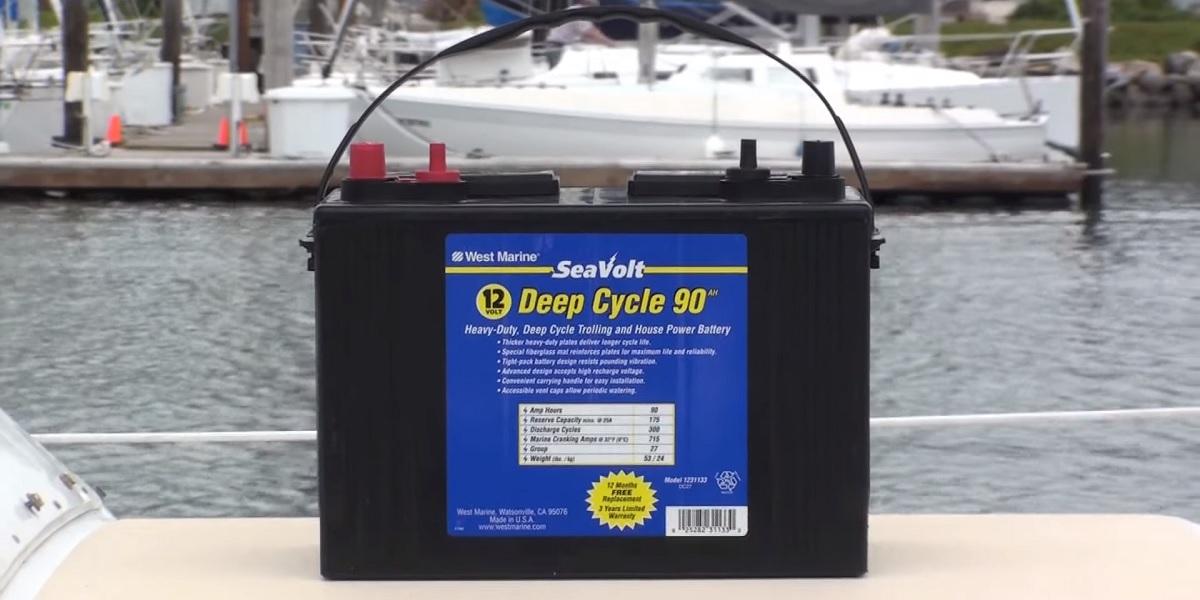How long do marine batteries last