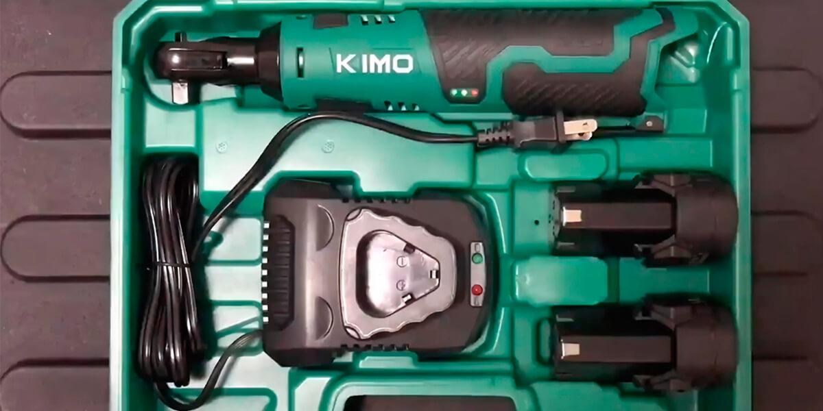 Kimo 3302 full kit photo